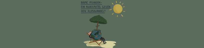 Bäume pflanzen - Ein Allheilmittel gegen den Klimawandel?
